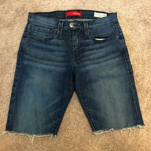 Guess denim cutoff shorts